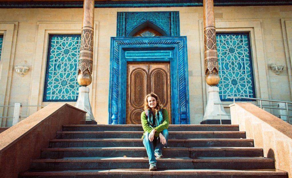 Hoe is het om als vrouw alleen naar Oezbekistan te reizen Hoe is het om als vrouw alleen naar Oezbekistan te reizen