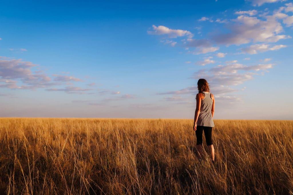 Waarom ik koos voor het nomadenleven Waarom ik koos voor het nomadenleven