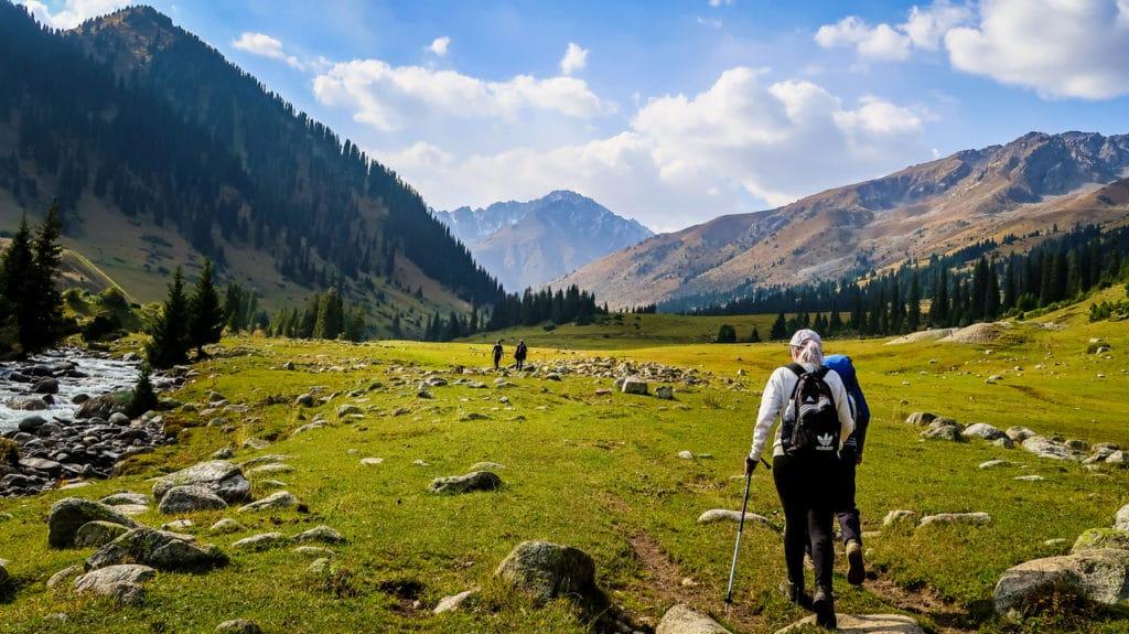 Avontuurlijke reizen in Kirgizië Avontuurlijke reizen in Kirgizië