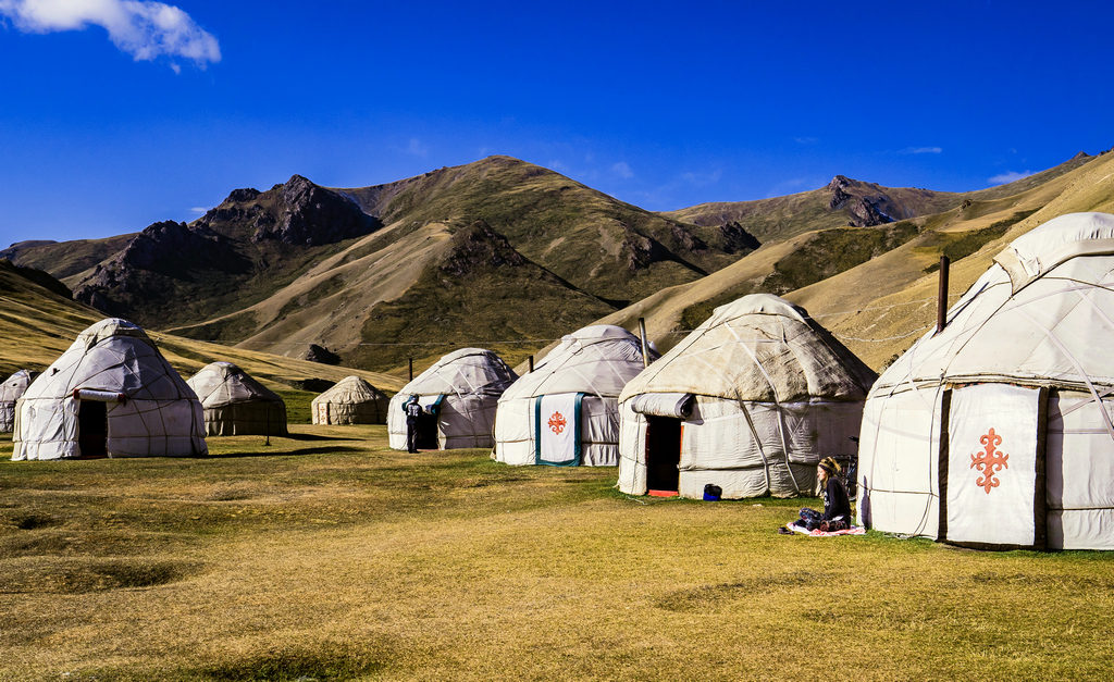 Avontuurlijke groepsreizen in Kirgizie - Journal of Nomads