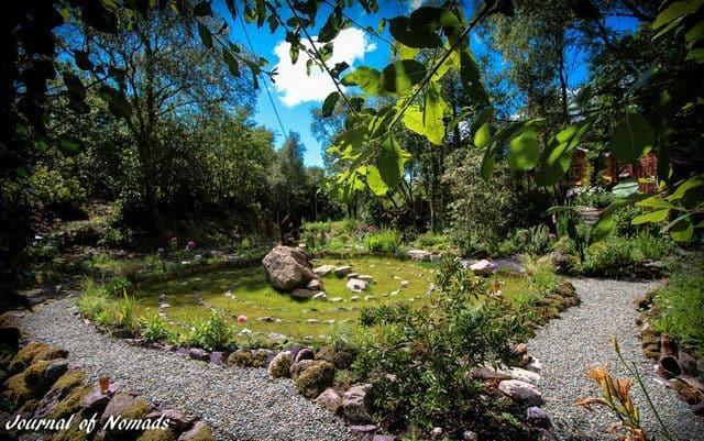 Temple Grove, a spiritual retreat in Ireland