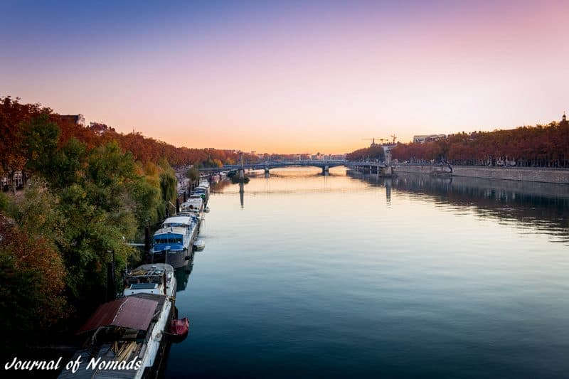 Appreciating Small Things - Lyon- Journal of Nomads