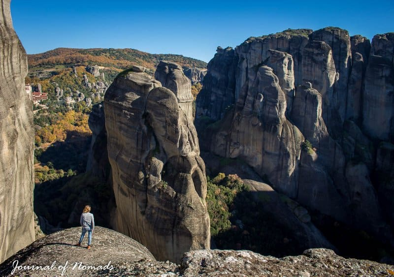 Meteora - Journal of Nomads