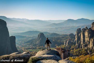 Meteora - Journal of Nomads