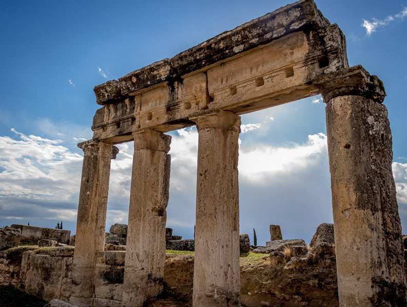Top things to see in Hierapolis
