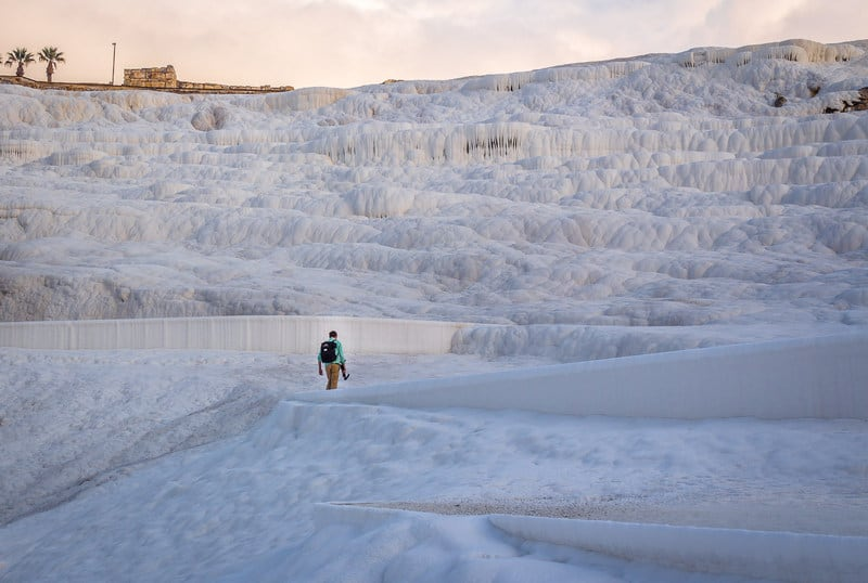 What to expect in Pamukkale?