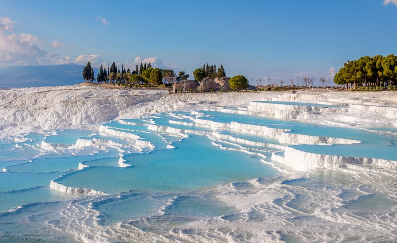 Where is Pamukkale