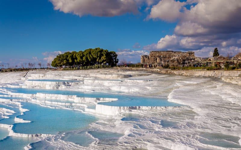 what is the best time to visit Pamukkale