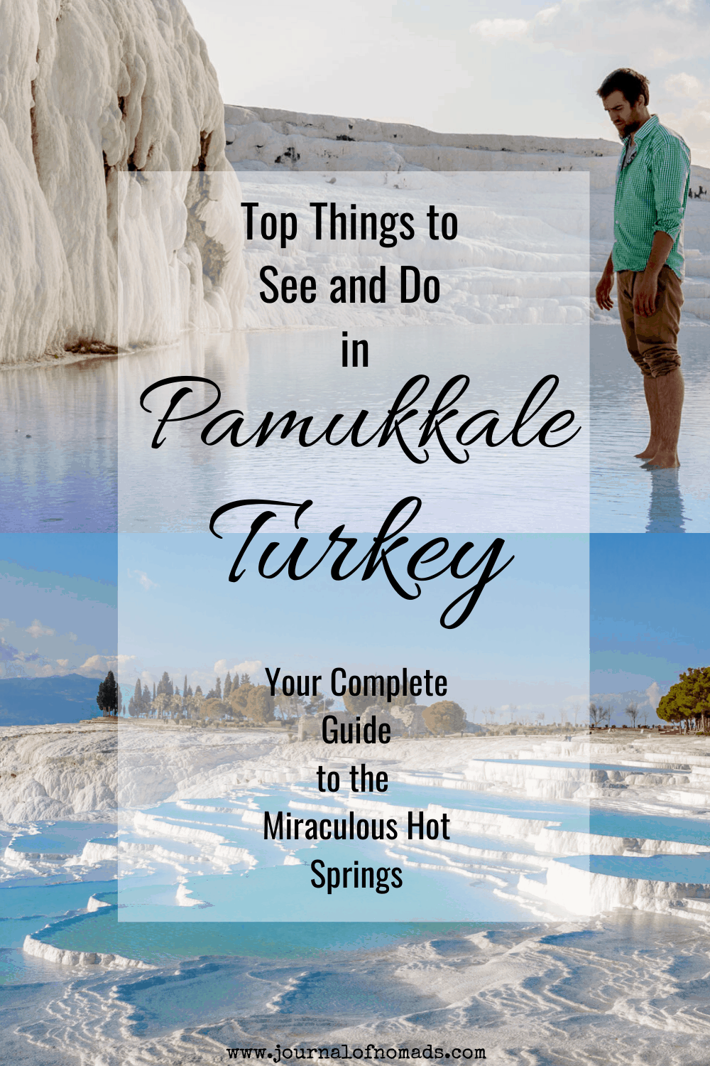 best things to see and do in pamukkale