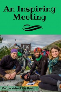An Inspiring meeting on the side of the road - Journal of Nomads