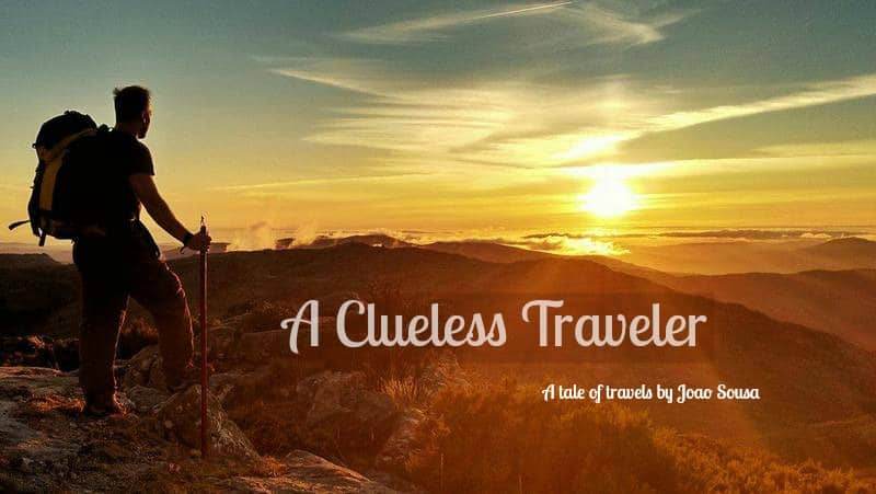 A Clueless traveler - Journal of Nomads