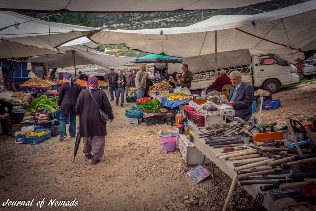 One Market - Many Stories - Journal of Nomads