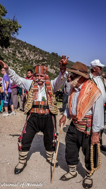 In the footsteps of Turkish Nomadic Tribes - Journal of Nomads