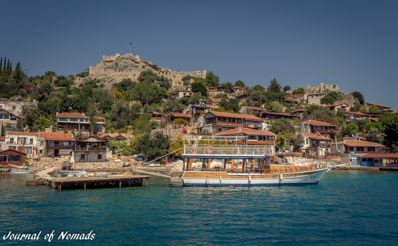 Simena, Kekova - Wanderlust for Turkey - Journal of Nomads