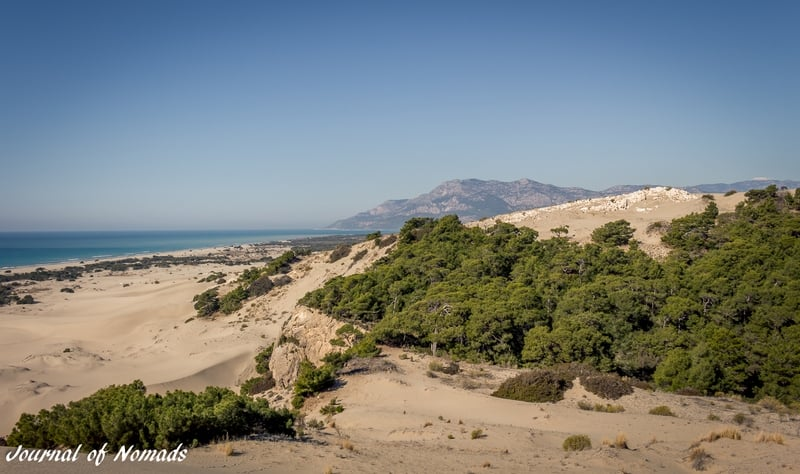 Patara beach - Wanderlust for Turkey - Journal of Nomads
