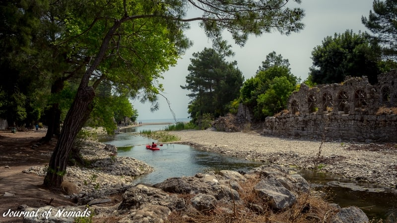 Olympos - Wanderlust for Turkey - Journal of Nomads