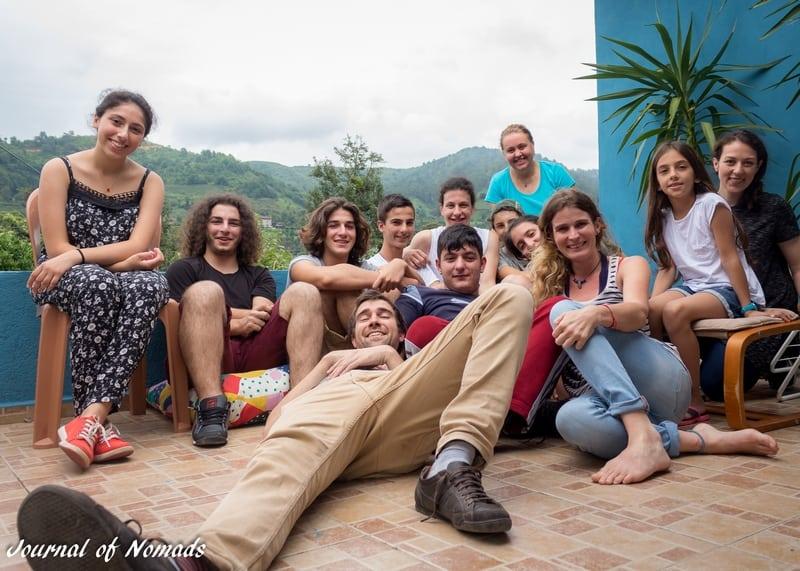 Volunteering as an English teacher in Turkey - Journal of Nomads
