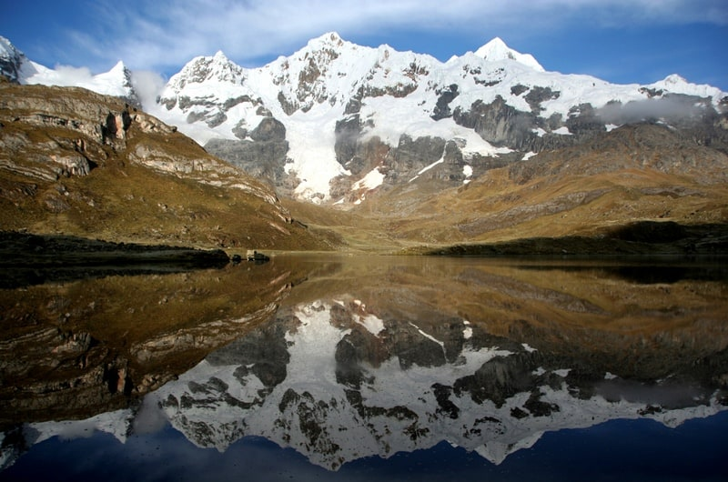 Lost and found -Huayhuash Trek - Journal of Nomads