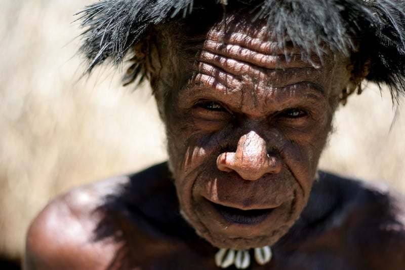 Lost and found - Papua-man - Journal of Nomads