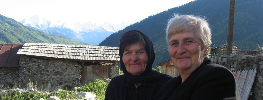 Svan People - Svaneti - The Wild Heart of the Caucasus