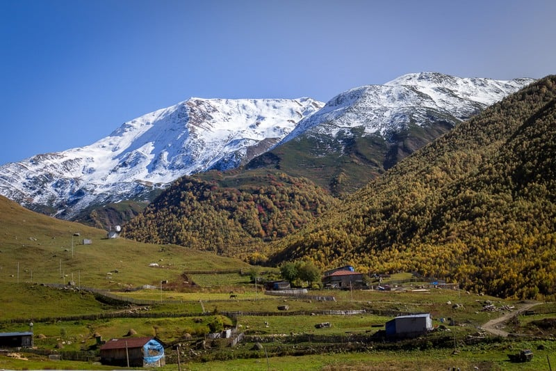 Ushguli, Svaneti - The Wild Heart of the Caucasus - Journal of Nomads