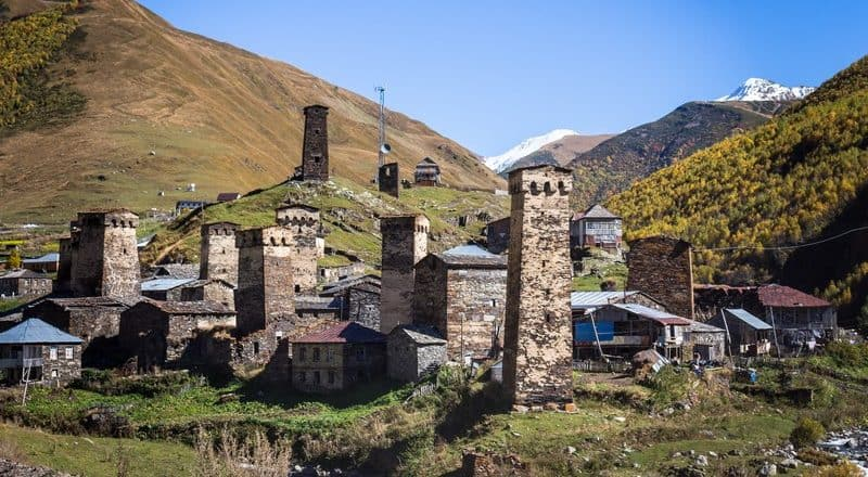 Svaneti – will the Wild Heart of the Caucasus finally be tamed?