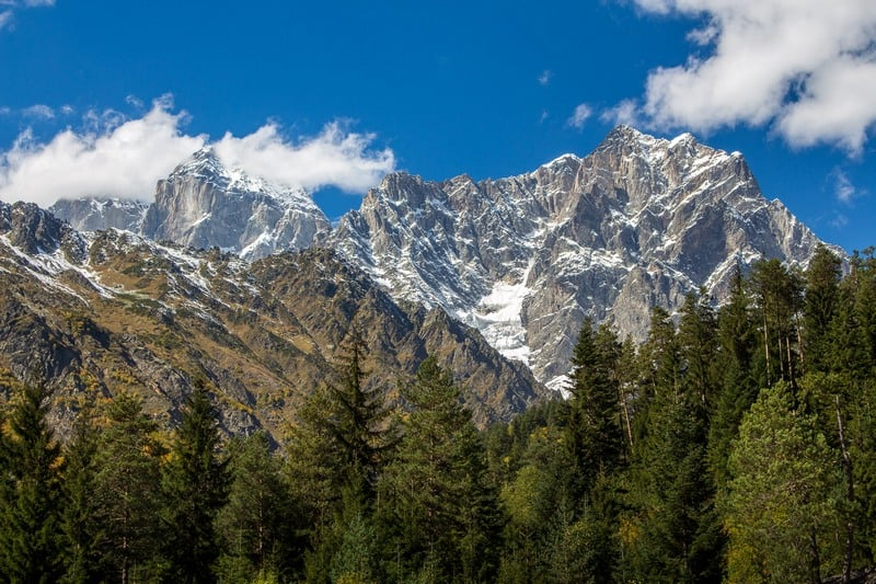Svaneti - the Wild Heart of the Caucasus - Journal of Nomads