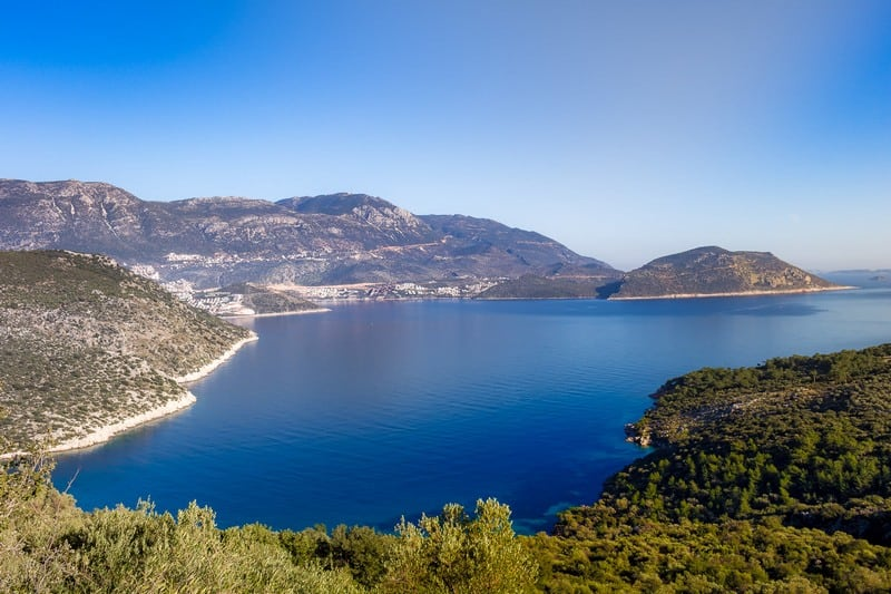 Awesome places to hitchhike in Turkey - Lycian Way - Patara - Journal of Nomads