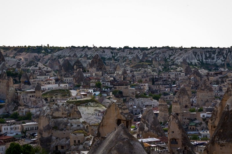 Awesome places to hitchhike in Turkey - Cappadocia - Journal of Nomads