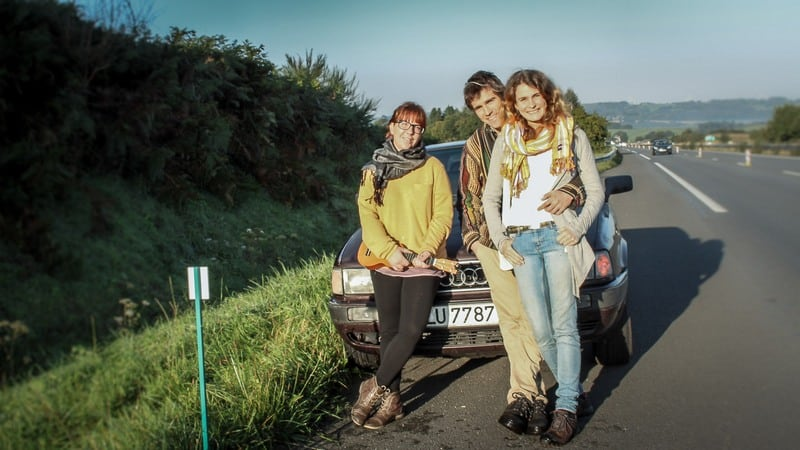 Hitchhiking in France - Journal of Nomads
