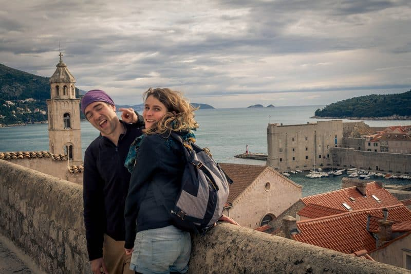 Hitchhiking in Croatia - Dubrovnik - Journal of Nomads