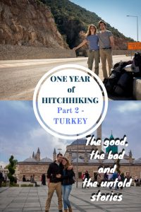 One year of hitchhiking - Turkish adventures - Journal of Nomads