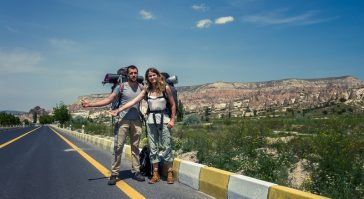 Hitchhiking in Turkey - Journal of Nomads