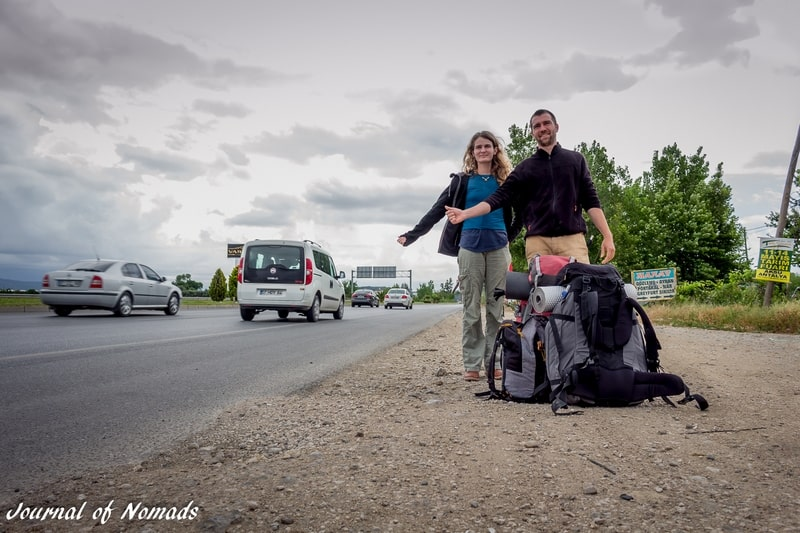 Backpacking Turkey on a budget - Hitchhiking - Journal of Nomads
