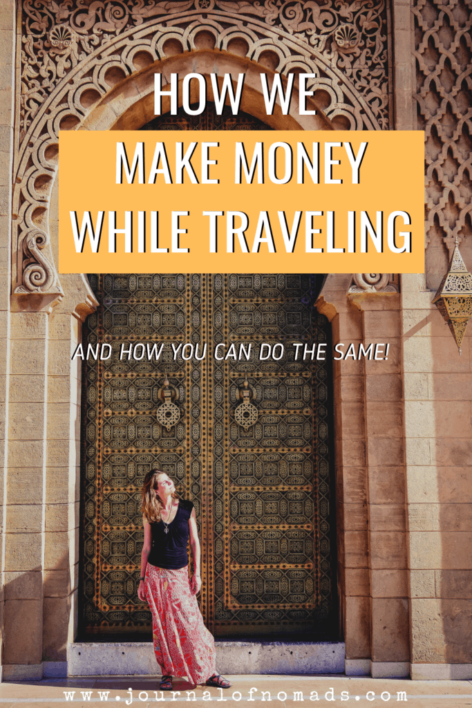 How to make money while traveling the world - The Best Travel Jobs - Journal of Nomads