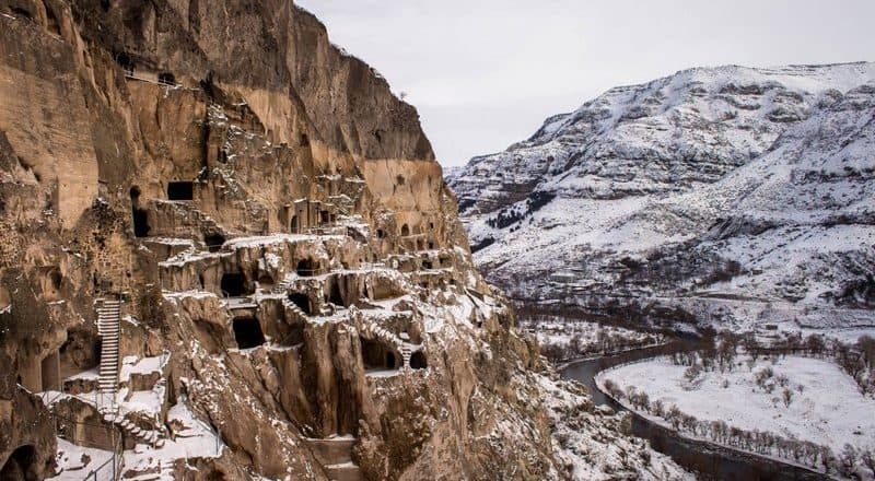Vardzia – the ancient Cave City of Georgia