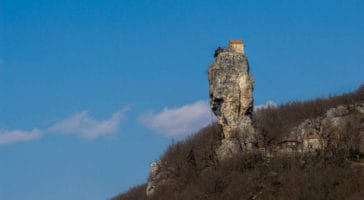 The Katskhi Pillar – the Most Incredible Cliff Church in the World - Journal of Nomads