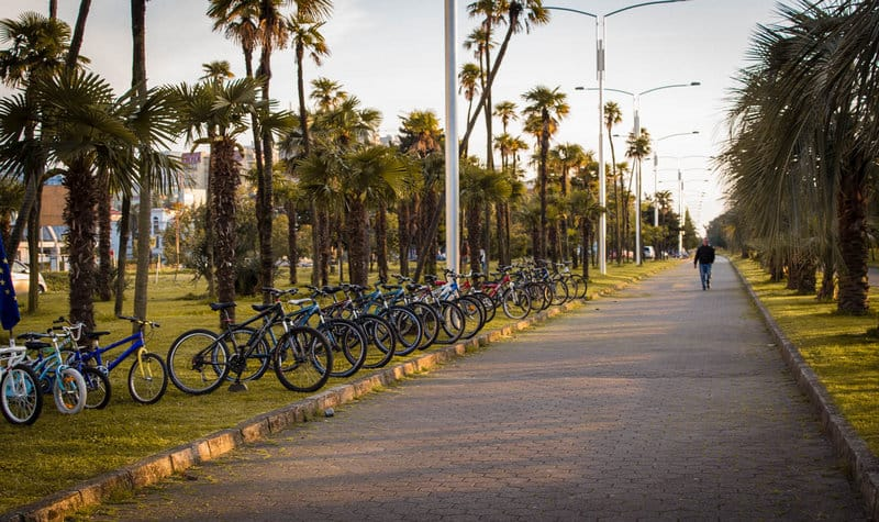 Batumi - Journal of Nomads - bicycles
