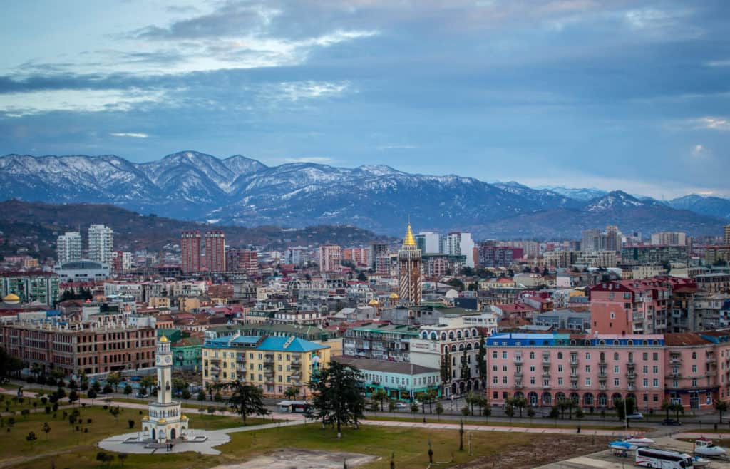 Batumi - Journal of Nomads