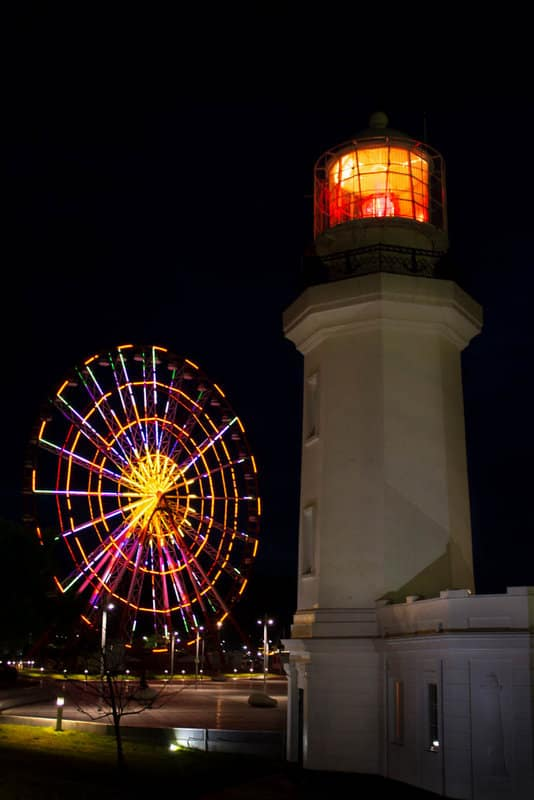 Batumi - Journal of Nomads - Ferris Wheel