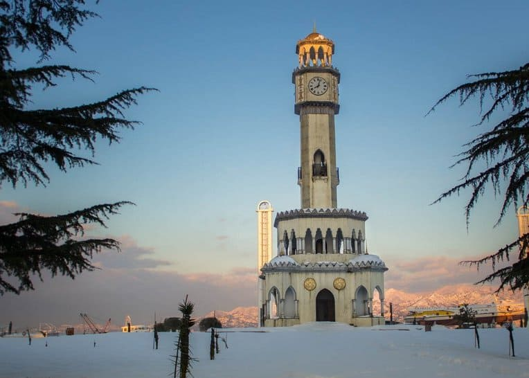 Batumi - Journal of Nomads - Chacha Clock Tower