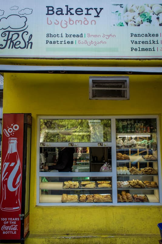 Batumi - Journal of Nomads - Batumi Fresh Bakery