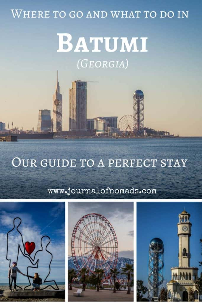 Where to go and what to do in Batumi - Journal of Nomads