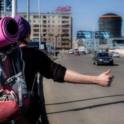 10 years of experience - Everything you need to know about Hitchhiking - Journal of Nomads