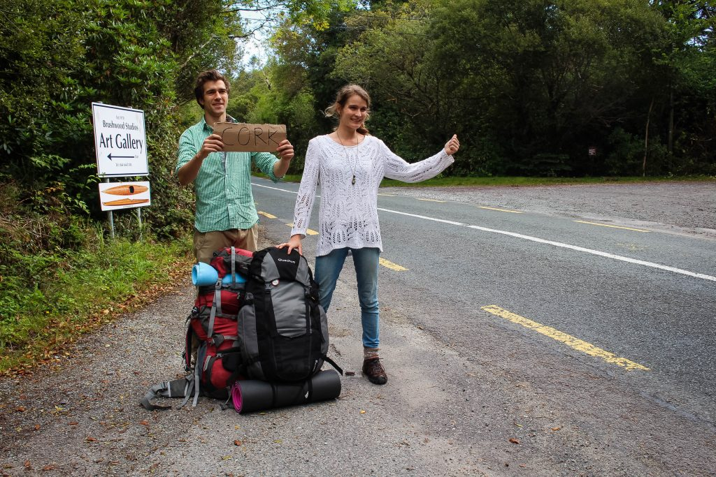 A complete guide to hitchhiking and staying safe on the road (10 years of experience) - Journal of Nomads