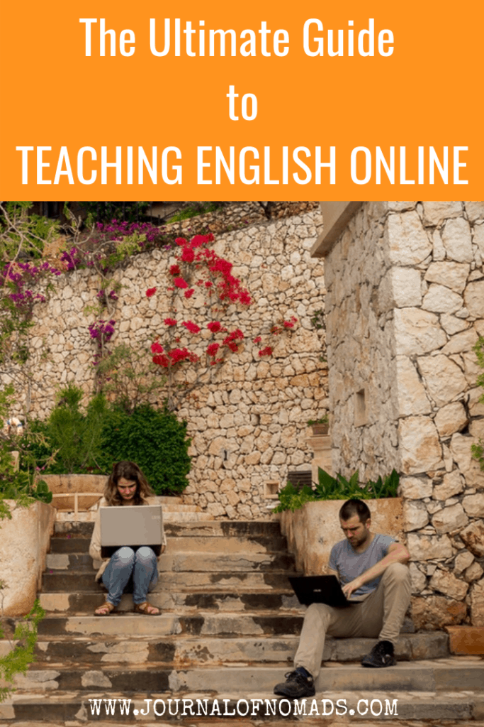 The Ultimate Guide to teaching English Online - Online teaching platforms - Journal of Nomads