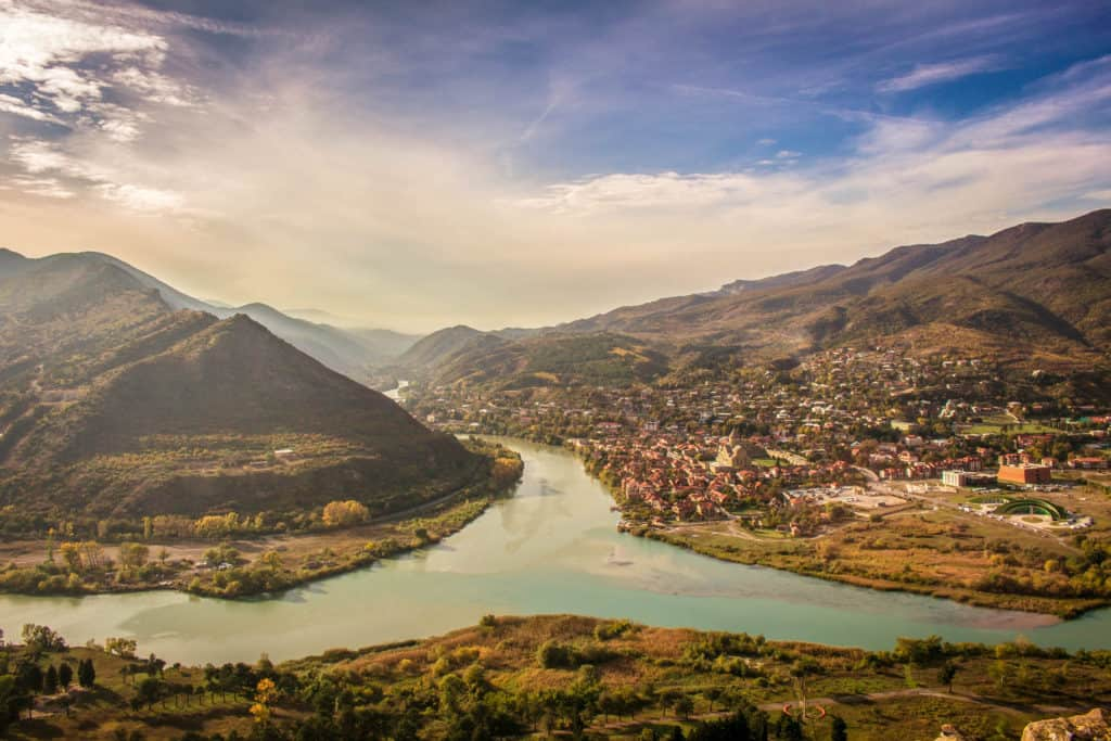 How much does it cost to live and travel in Georgia - Mtskheta - Journal of Nomads