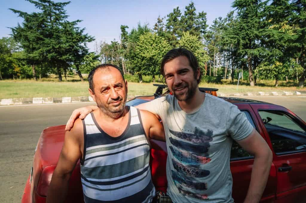 Remembering old reflexes and learning new ones - Last week in Georgia - Journal of Nomads