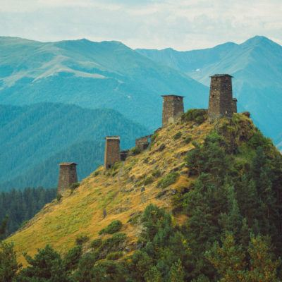amazing places to visit in Georgia - Journal of Nomads