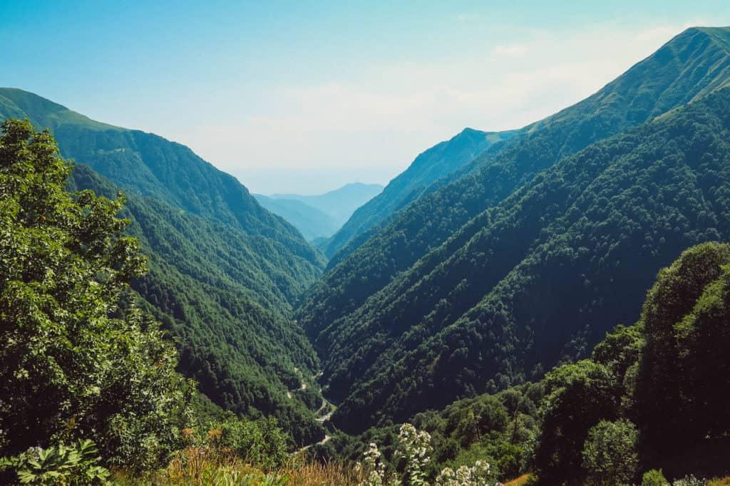 Tusheti – one of Georgia's most beautiful and fascinating regions - Journal of Nomads - road to Tusheti
